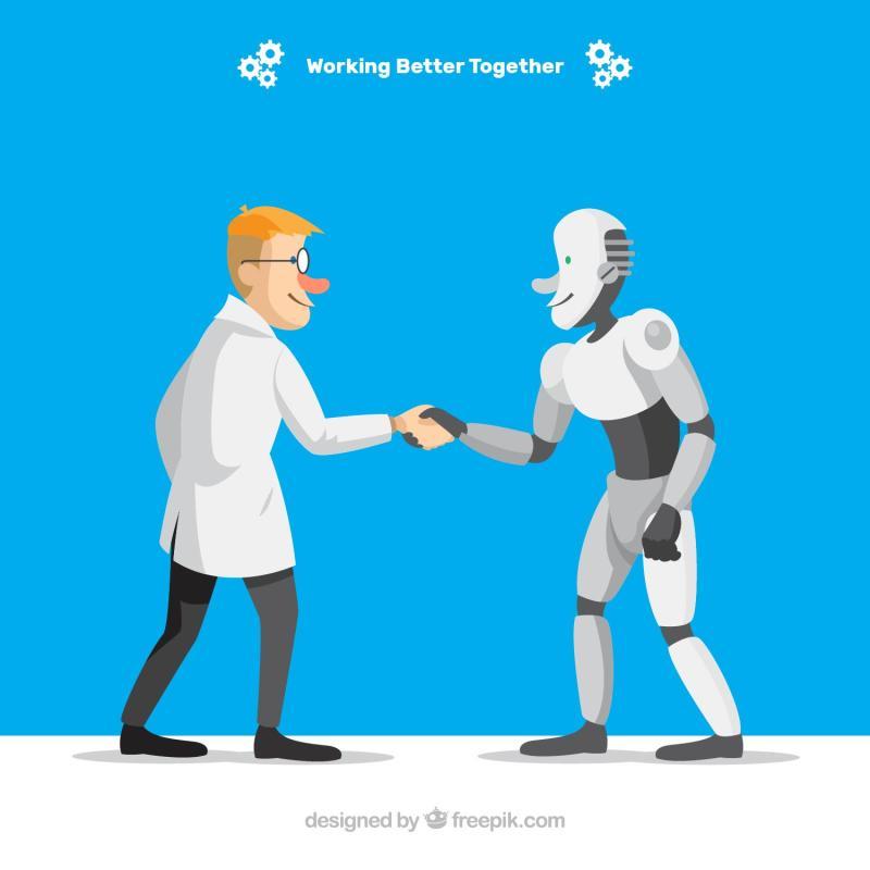 רובוטים מייצרים מקומות עבודה