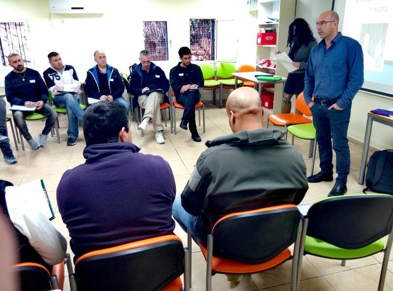 פתיחת קורס מיומנויות ניהול בכרמיאל
